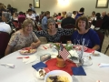 Enjoying the Names Day - July 4 celebration