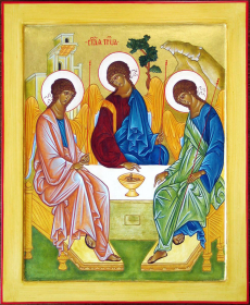 The Visitation of Abraham