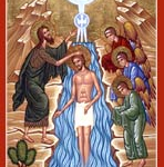 CLARIFICATION: Theophany service begins at 7pm