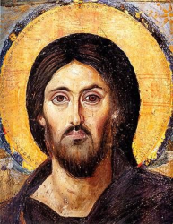 Christ of Sinai Icon