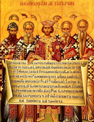 The Fathers of the Nicene Council