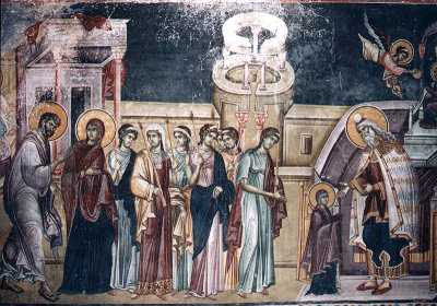 Entrance of the Theotokos into the Temple (The Presentation)