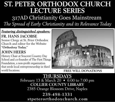317AD - Christianity Goes Mainstream