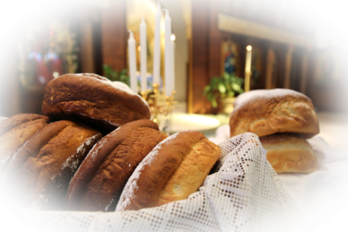 The Offering of the Loaves