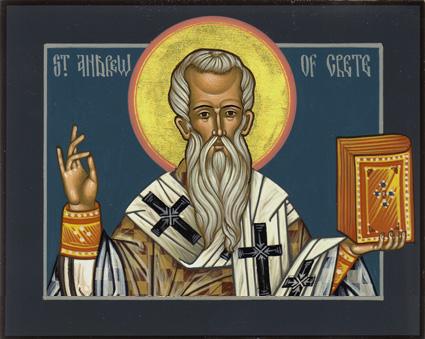 St. Andrew of Crete