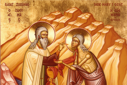 St Mary of Egypt