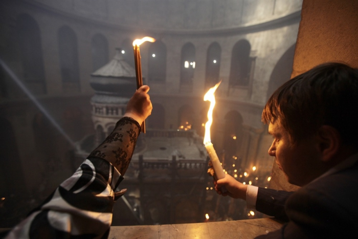 Miracle of the Holy Fire