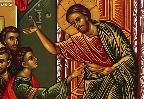 The Sunday of St. Thomas