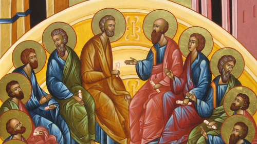 Pentecost - The Descent of the Holy Spirit