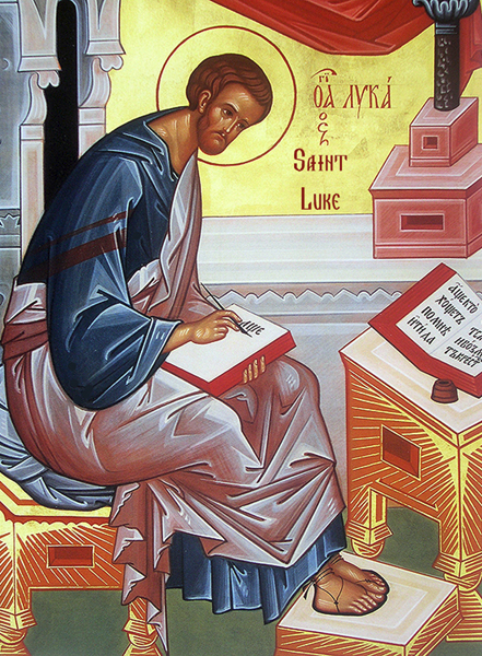St. Luke the Apostle