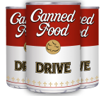 Support the Canned Food Drive