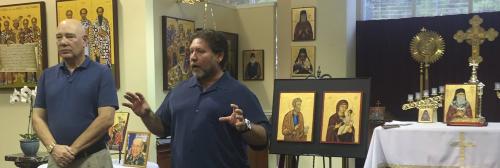 John Simon and Zannos Grekos explain the expansions