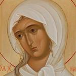 St. Xenia of St. Petersburg