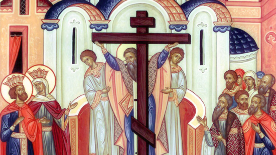 Elevation of the Precious and Life Giving Cross