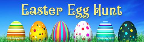 Easter Egg Hunt for the Kids