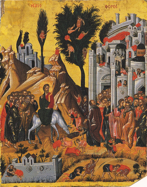 The Triumphal Entry into Jerusalem