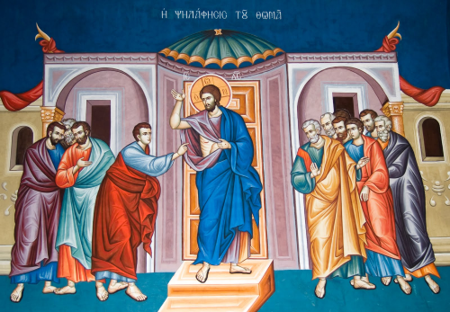 The Sunday of Thomas the Apostle