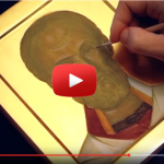 New Icons of Christ and the Theotokos Installed