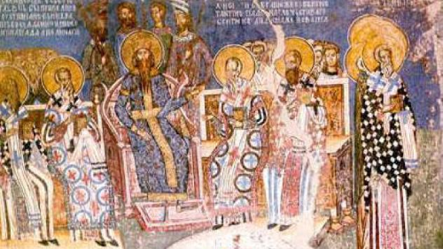 The Holy Fathers of Fourth Ecumenical Council