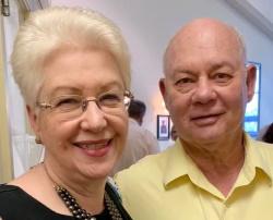 Frank and Sarah Pyrrson