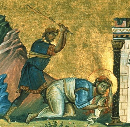 The Martyrdom of St. James Son of Alphaeus