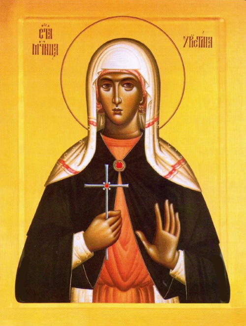 St. Christina of Tyre