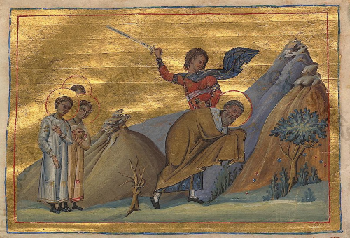 Hieromartyr Babylas of Antioch