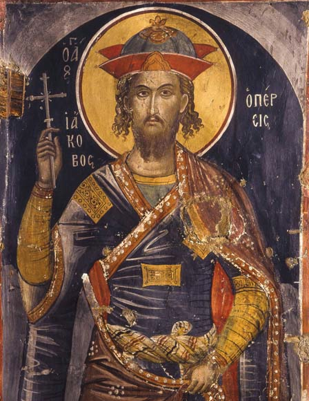 The Great Martyr James the Persian