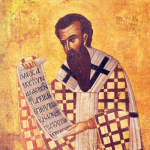 St. Basil the Great, Archbishop of Cæsarea in Cappadocia