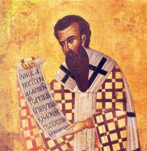St. Basil the Great of Cappadocia (329–379)