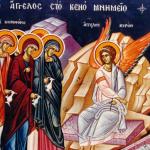 The Holy Myrrhbearers
