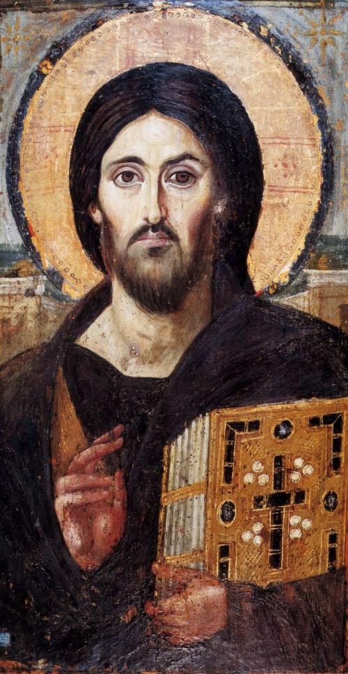 Christ Pantocrator / Christ of Sinai