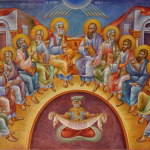 Pentecost -- The Descent of the Holy Spirit