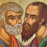 St. Peter Newsletter June 27, 2017 — Sts. Peter and Paul Liturgy This Wednesday, Interfaith Charities Needs Food for Kids, About St. John Maximovitch, more…