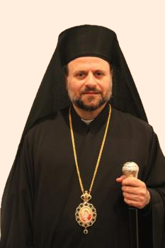 His Grace Bishop Nicholas