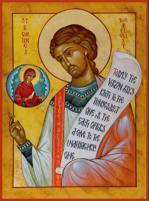 St. Roman the Melodist