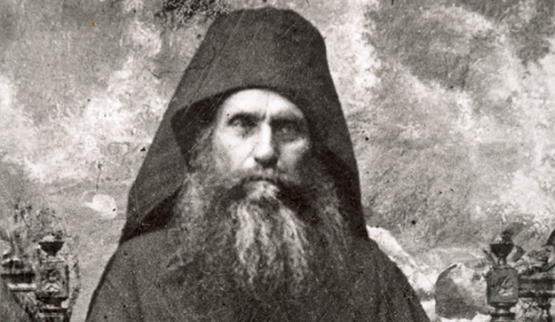 Venerable Silouan of Athos