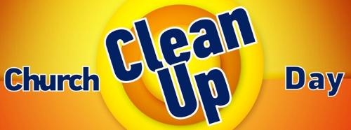 Church Clean Up Day