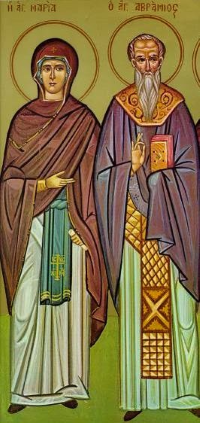 Who Were The Venerable Abraham and His Niece Mary of Mesopotamia