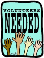 Can you volunteer?