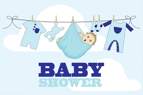 Join us at the Baby Shower