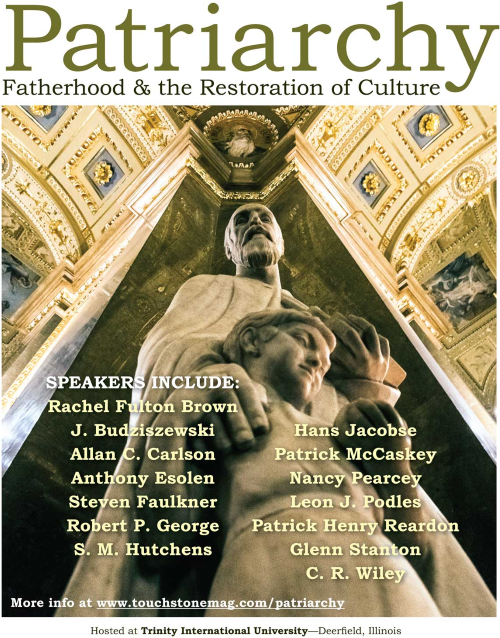 Patriarchy: Fatherhood and the Restoration of Culture