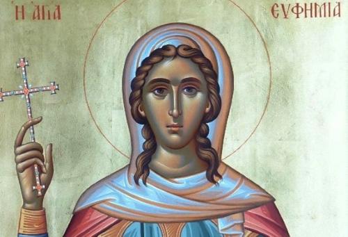 St. Euphemia the Great Martyr