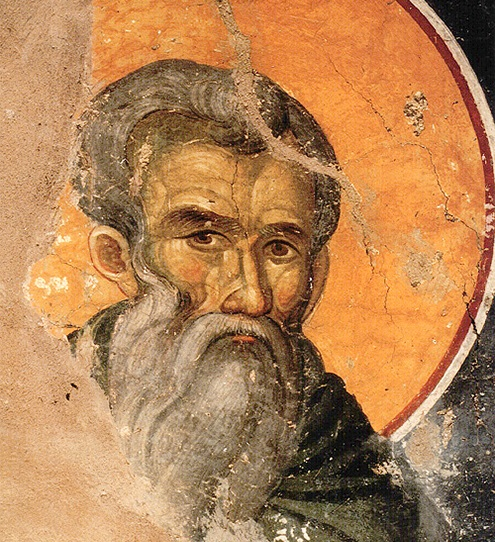 St. Euthymios the Great