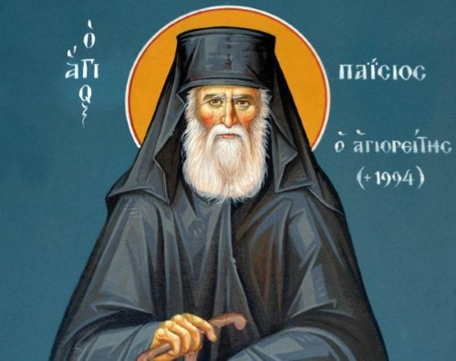St. Paisios of Athos