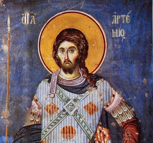 Great Martyr Artemius