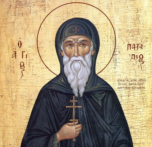 Venerable Patapios of Thebes