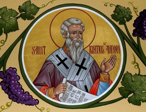St. Ignatios of Antioch