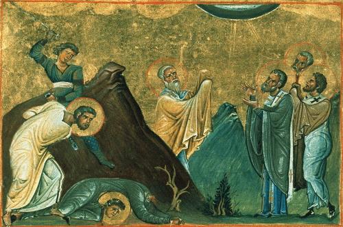 St. Tertius of Iconium