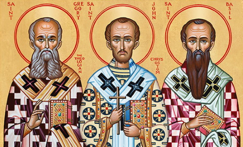 The Three Holy Hierarchs
